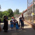 Благотворительная экскурсия по зоопарку, 22 мая 2014 г