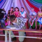 «Один день из жизни большой лагерной семьи»