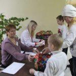 В этом году отделение вручило 290 новогодних подарков детям