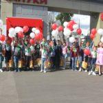 Поездка в Москву на Международный день защиты детей