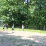 Первенства по футболу и пионерболу
