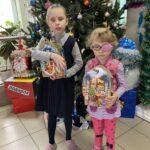 Батищев И.И. поздравил детей с Новым годом